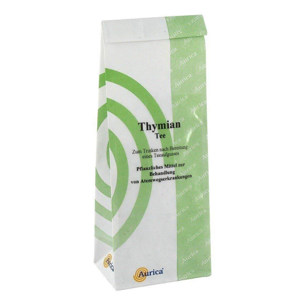 Té de hierbas tomillo Aurica 50 g Té