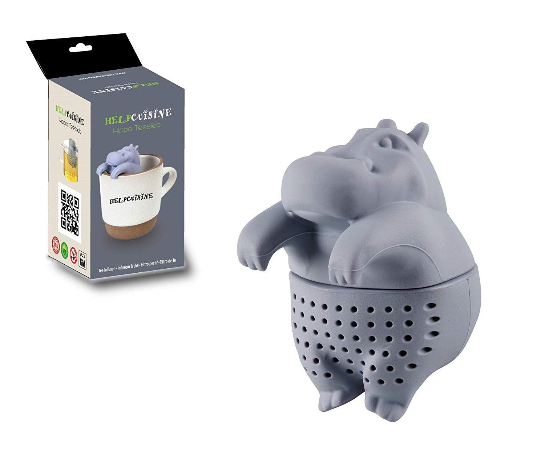 Infusor en forma de Hipopótamo