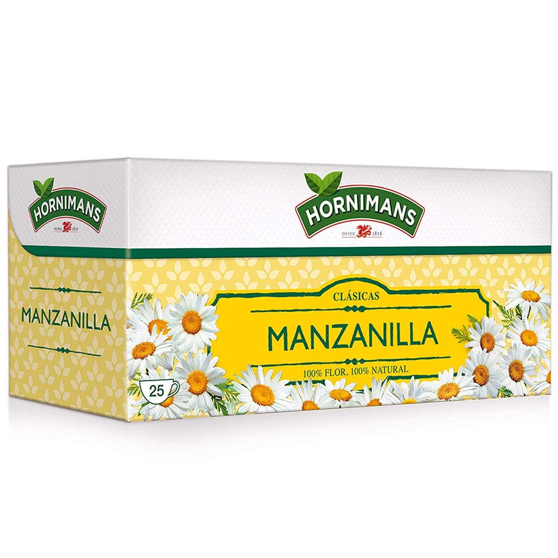 Hornimans Manzanilla Bolsitas de Té – 25 Bolsitas