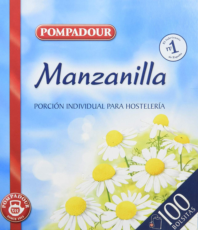 Pompadour Té de Manzanilla – 90 g