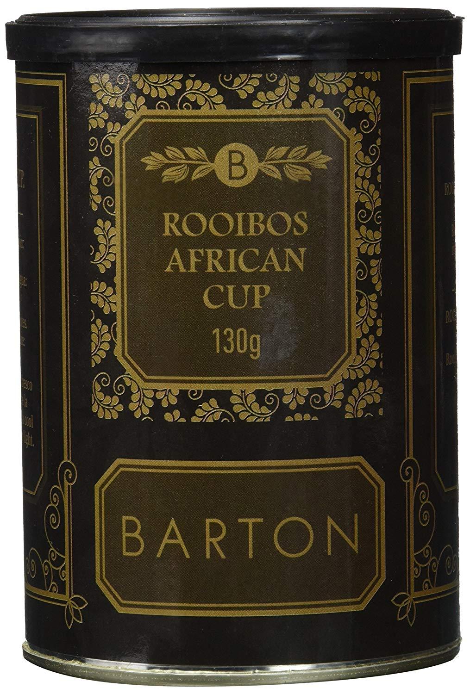 Barton Rooibos African Cup – Infusión de canela origen Sudafricano, 130 gr