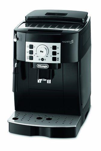 De'longhi Magnifica S Ecam 22.110.B – Cafetera superautomática, 15 bares de presión, 13 programas ajustables