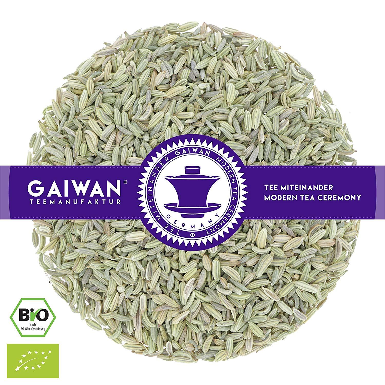 "Té de hierbas orgánico""Hinojo"" – hojas sueltas ecológico – 500 g"
