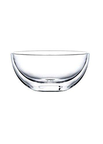 TEA SOUL Té Alma Doble Pared Cristal 300 ML-Bowl Ceremonia chawan-Matcha té Verde