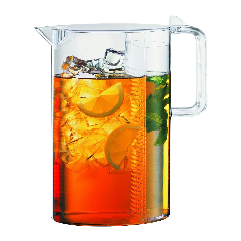 Bodum – 1470-10 – Ceylon – Jarra de agua – 1,5 l – filtro para té frío