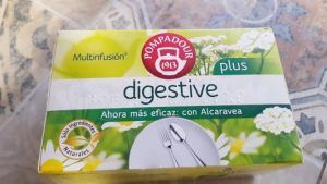 Infusion digestive plus de pompadur