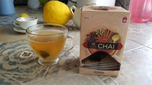 Probamos el Té chai de Mercadona