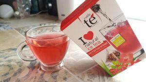 Opinión sobre infusión fría de frutas del bosque de Carrefour